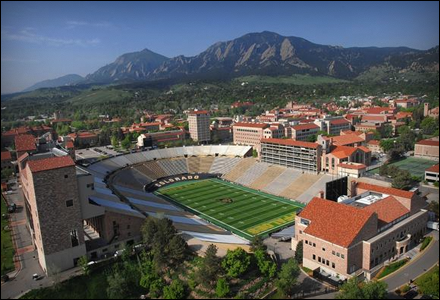 New Folsom Field seating closing in on finish line
